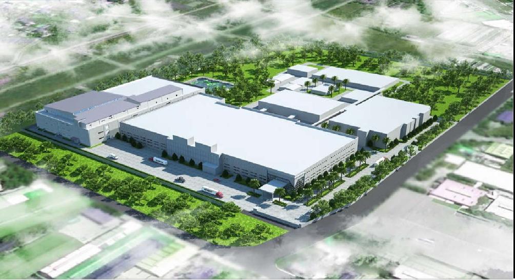 Nhà máy Điện Tử Meiko