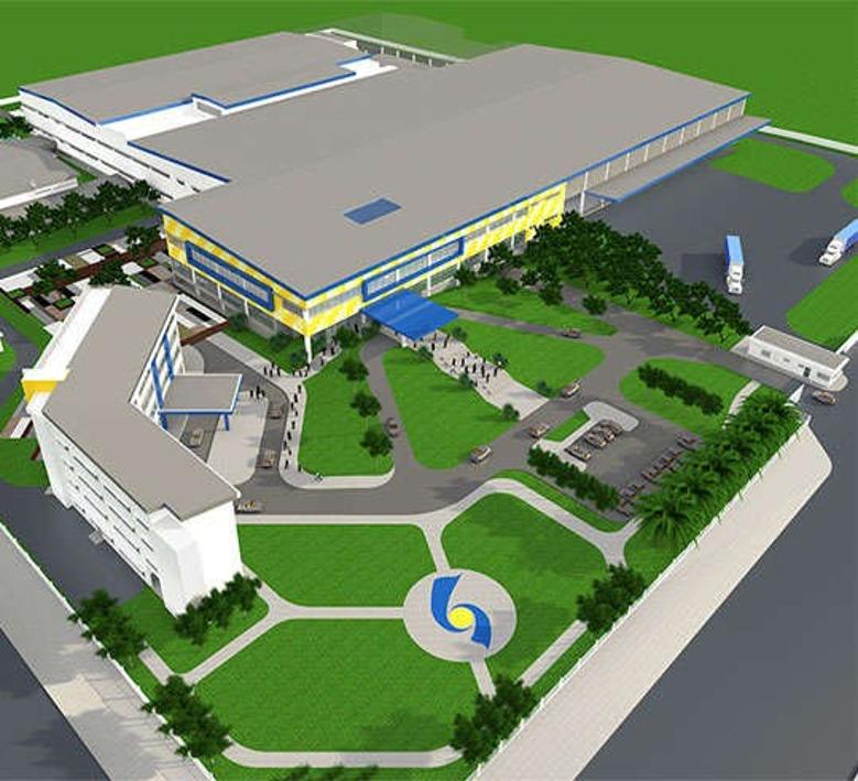 TAL Gament Factory – Vĩnh Phúc