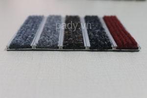 Thảm âm sàn, thảm khung nhôm, thảm ngăn bụi_pady.vn